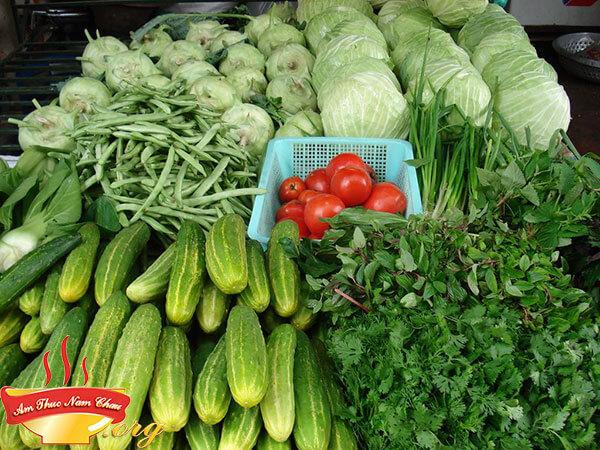 Cách chọn các loại rau xanh