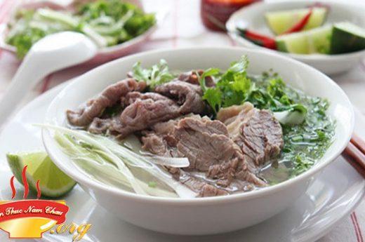 Cách nấu phở bò Nam Định thơm ngon đúng điệu