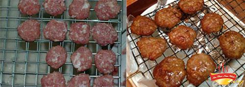 Thịt Viên Nướng