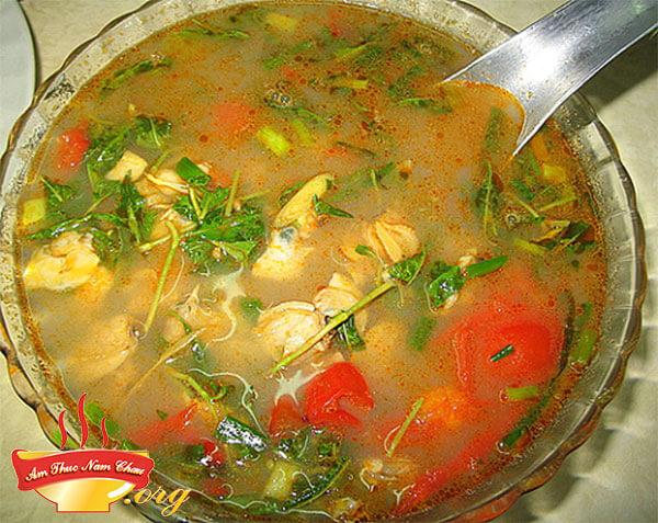 Cách nấu canh ngao rau răm thơm ngon đậm đà hương vị
