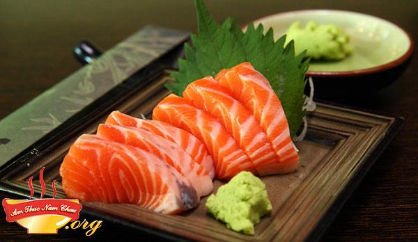 Làm Sashimi đúng chuẩn truyền thống của người Nhật