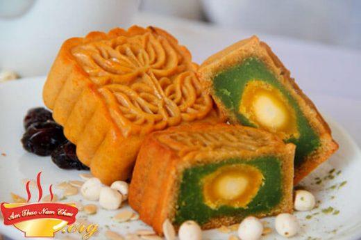 Cách làm bánh trung thu nhân đậu xanh tại nhà