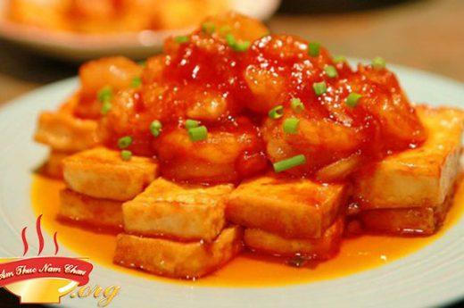 Cách nấu món đậu phụ sốt cà chua thơm ngon mà lại tiết kiệm