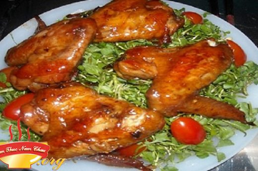 Cách làm món cánh gà chiên nước mắm thơm ngon lạ miệng
