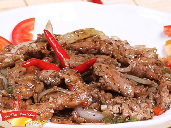 Cách nấu thịt bò kho tiêu thơm ngon giầu chất dinh dưỡng