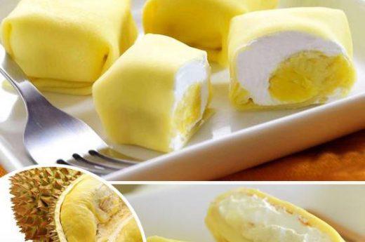 Cách làm Bánh Crepe Sầu Riêng thơm ngon đúng vị tại nhà