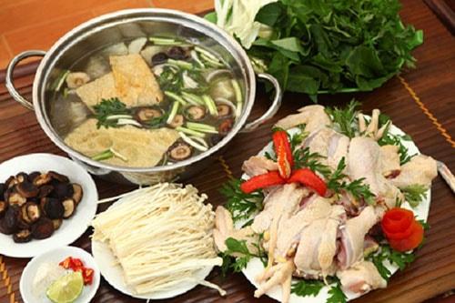 Cách nấu Lẩu gà miền Bắc ngon nhất tại nhà