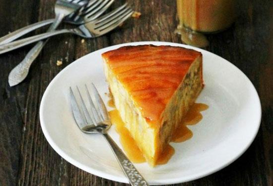 Cách làm bánh chuối xốp mềm đơn giản tại nhà