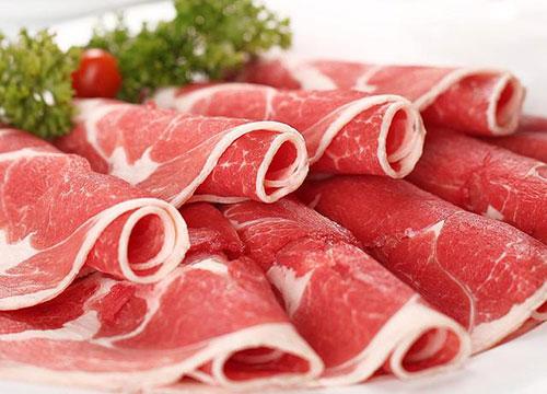 Chế biến thịt bò: